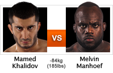 KSW23: MAMED KHALIDOV VS MELVIN MANHOEF